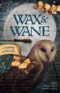 "Pre-Order Wax & Wane and check out my story ""Hour of the Owl!"""