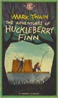 Huck didn't know what he was doing when he headed downriver. He figured it out on the way!